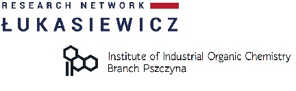Logo - IPO - Institute of Industrial Organic Chemistry, Branch Pszczyna